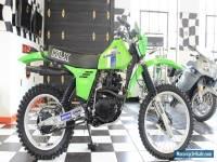 1980 Kawasaki KLX
