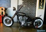 2010 Harley-Davidson CUSTOM CHOPPER for Sale
