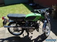 Suzuki T125 1973  Restored