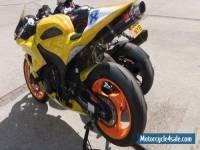 Honda CBR 600 RR Track / Road bike