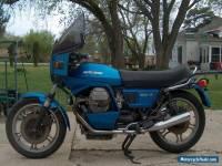 1979 Moto Guzzi SP1000