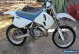 ktm 250 suit resto race bike for Sale