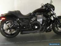 Harley Davidson Supercharged Night Rod