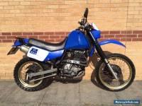 1990 SUZUKI  DR600 blue 12months MOT trail enduro