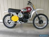1974 Husqvarna 400 CR motocross