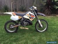 KTM 300 exc 1995