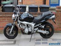 Yamaha FZ6 600cc Fazer