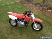 Honda CRF50 2012