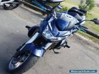 2008 Kawasaki Z750
