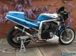 Suzuki gsxr 750 J street fighter for Sale