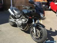 Honda CB600 s Hornet Black