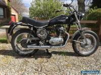 Ducati Scrambler 250 1974