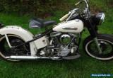 1950 Harley-Davidson FL PANHEAD for Sale