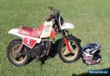 Yamaha PW50 Peewee 50 Motorbike Dirt Bike Helment for Sale