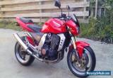 Kawasaki 2004 z1000 not r1/zxr/ninja fuel injected /reg for Sale