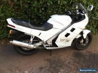 1989 Honda VFR750F, a bit tatty but very sound work bike, new MOT & tyres.