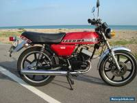 1978 YAMAHA RD125 DX