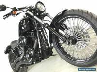2013 Harley Davidson Custom Softail Night Train 103ci with Only 11,000kms