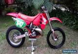 Honda cr250 89 for Sale