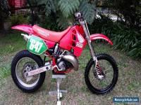 Honda cr250 89