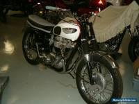 1966 Triumph  T120TT