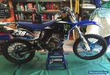 Yamaha yz250f for Sale