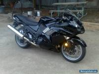 Kawasaki ZX 14 2009 Sports Bike