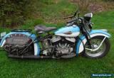 1946 Harley-Davidson UL FLATHEAD for Sale