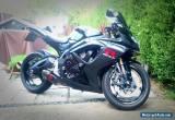 2006 SUZUKI GSXR 600 K6 BLACK for Sale