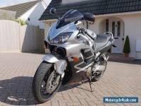 Honda CBR 600 F Silver Low miles