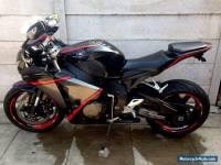 2009 HONDA CBR 1000 RR-8 RED