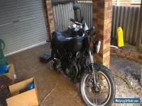 motorcycle yamaha xj750 1986