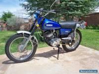 1973 Yamaha AT 125 cc
