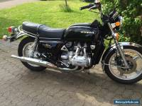 MINT Honda GL1000 Gold Wing 1978