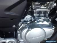 Honda CBF125 M-B Black mint under 2000 miles FSH suit commuter learner 'L'