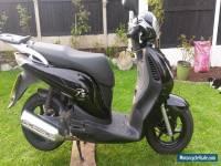 Honda PES 115 2013 model in black one mature owner
