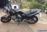SUZUKI BANDIT GSF 600 W 1997 BLACK for Sale