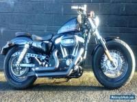 2012 Harley-Davidson XL1200X Sportster Forty-Eight