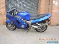 HONDA CBR1100 XX BLACKBIRD BLUE VERY CLEAN 1999 CLEAR TITLE CHEAP BIG ROAD BIKE
