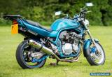 SUZUKI CUSTOM BANDIT GSF600S SCORPION, CARBON, HEL COOLING WAVY DISCS, MOT for Sale
