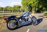 1999 FXSTC HARLEY DAVIDSON SOFTAIL CUSTOM for Sale