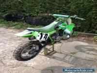 Kawasaki KX60 Fresh Engine Rebuild KX 60 not 65