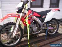 cr250r dirtbike