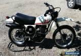 1981 Yamaha TT for Sale