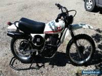 1981 Yamaha TT