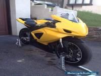 suzuki gsxr 600 k6 Track / Race Bike