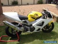 Honda CBR 929 project track bike