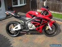 HONDA CBR 600 RR-3 RED !!4913 MILES!! FULL MOT HPI CLEAR CLEAN BIKE!!