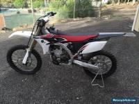Yamaha YZ250 (2011)