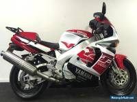 1999 YAMAHA YZF 750 R **FREE UK Delivery** RED/WHITE